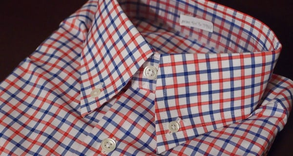 NiAlma Made To Measure Shirt