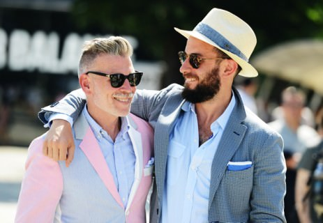 Patchwork Seersucker of Nick Wooster