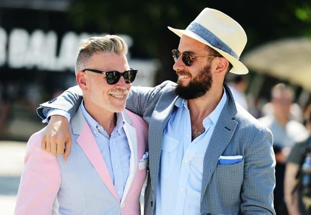 Seersucker Fabric Jacket Suits Its Origins Gentleman S Gazette