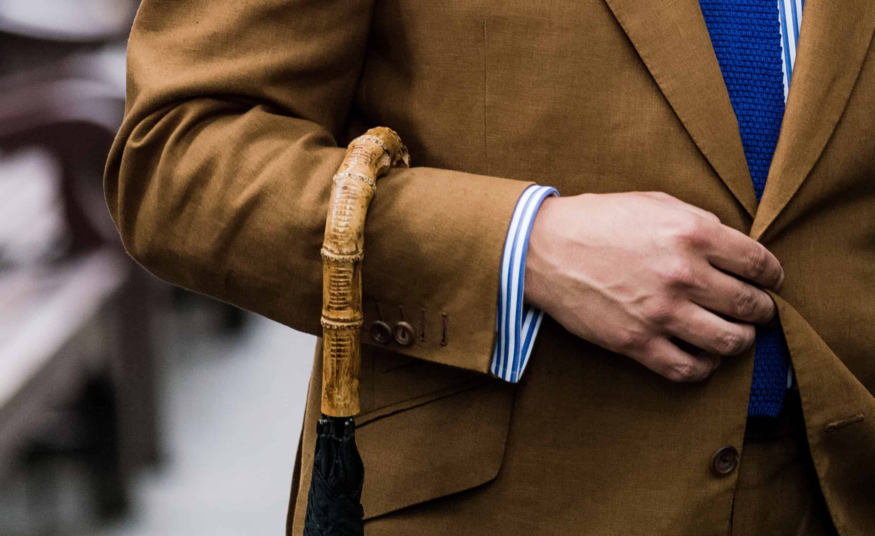 Image result for Jacket sleeves longer that the shirt's