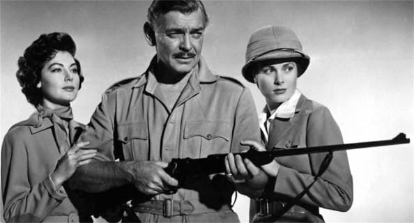 Safari Jacket of Clark Gable in Mogambo