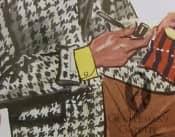 Surgeon Cuffs Unbuttoned