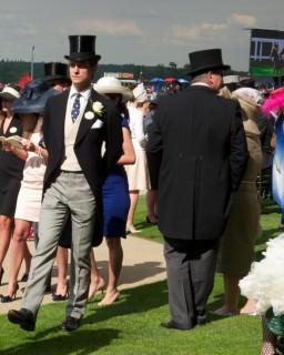 Top Hats, Morning Dress & Waistcoats Everywhere