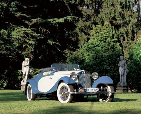 1933 Lancia Astura Gatsby Style