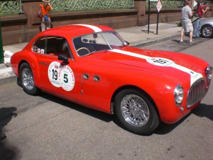 1947 Cisitalia 202 Gran Sport