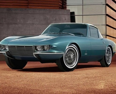 1963 Chevrolet Corvette Pininfarina Rondine