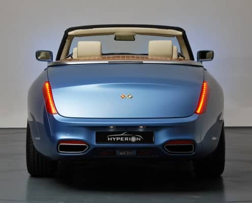 2008 Rolls-Royce Pininfarina Hyperion One Off Modification of a custom design