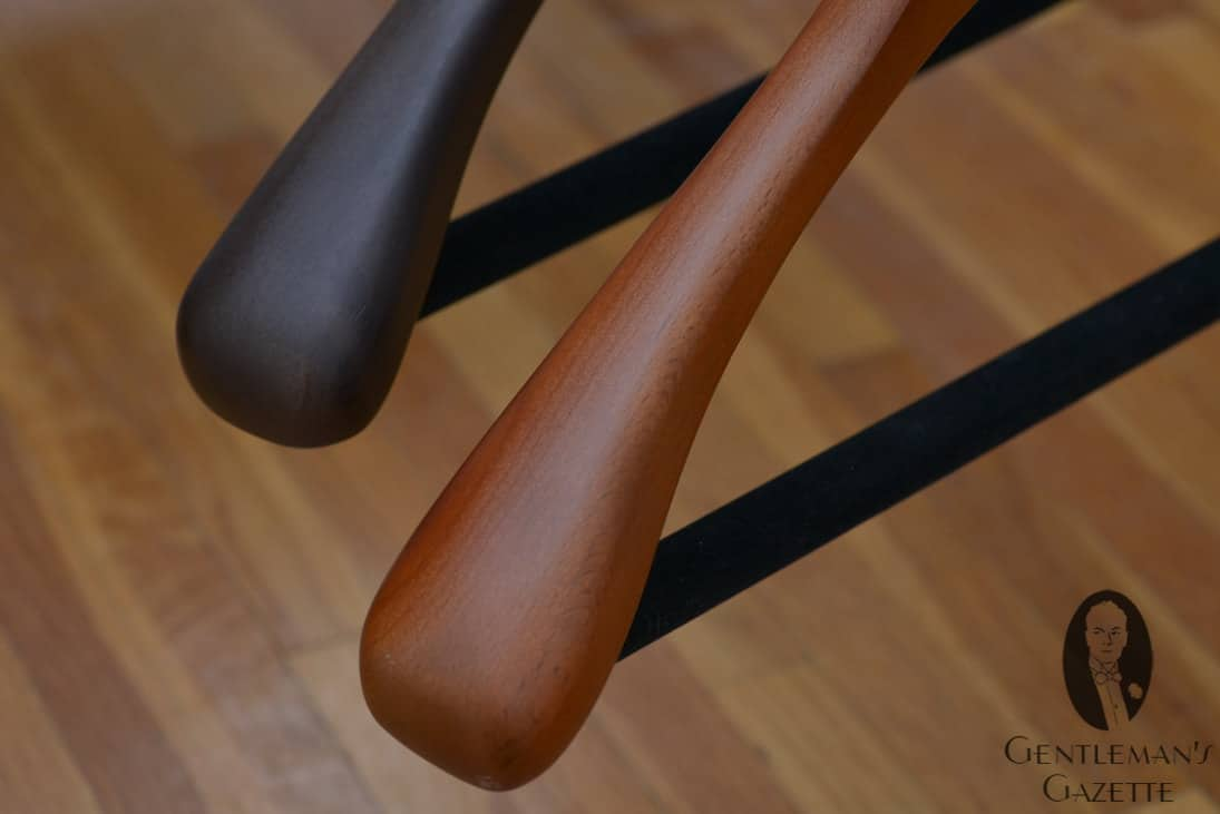 Butler Luxury Wooden Hanger Review � Gentleman's Gazette
