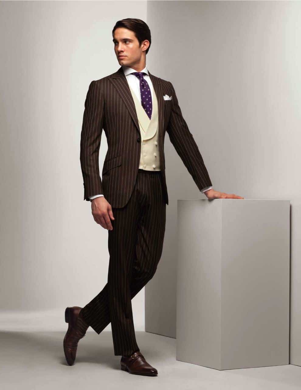 Colorful Outfits - How Much Is Too Much? — Gentleman's Gazette