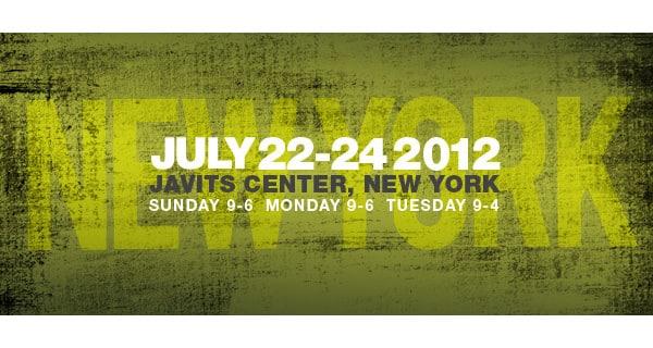 Mrket NYC July 2012