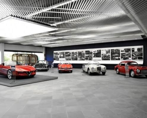 Pininfarina Museum