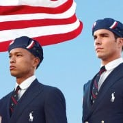 Ralph Lauren & Team USa Olympic Uniforms Made in China