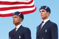 Ralph Lauren Olympic Uniforms 2012 Made in China