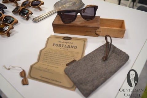 Shwood Sunglasses - Portland Oregon