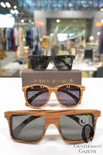 Shwood Wooden Sunglasses with Zeiss Lenses