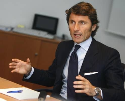 Stephan Winkelmann in Business Outfit