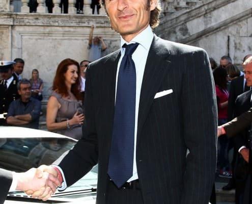Stephan Winkelmann in Rome on 7th April 2011