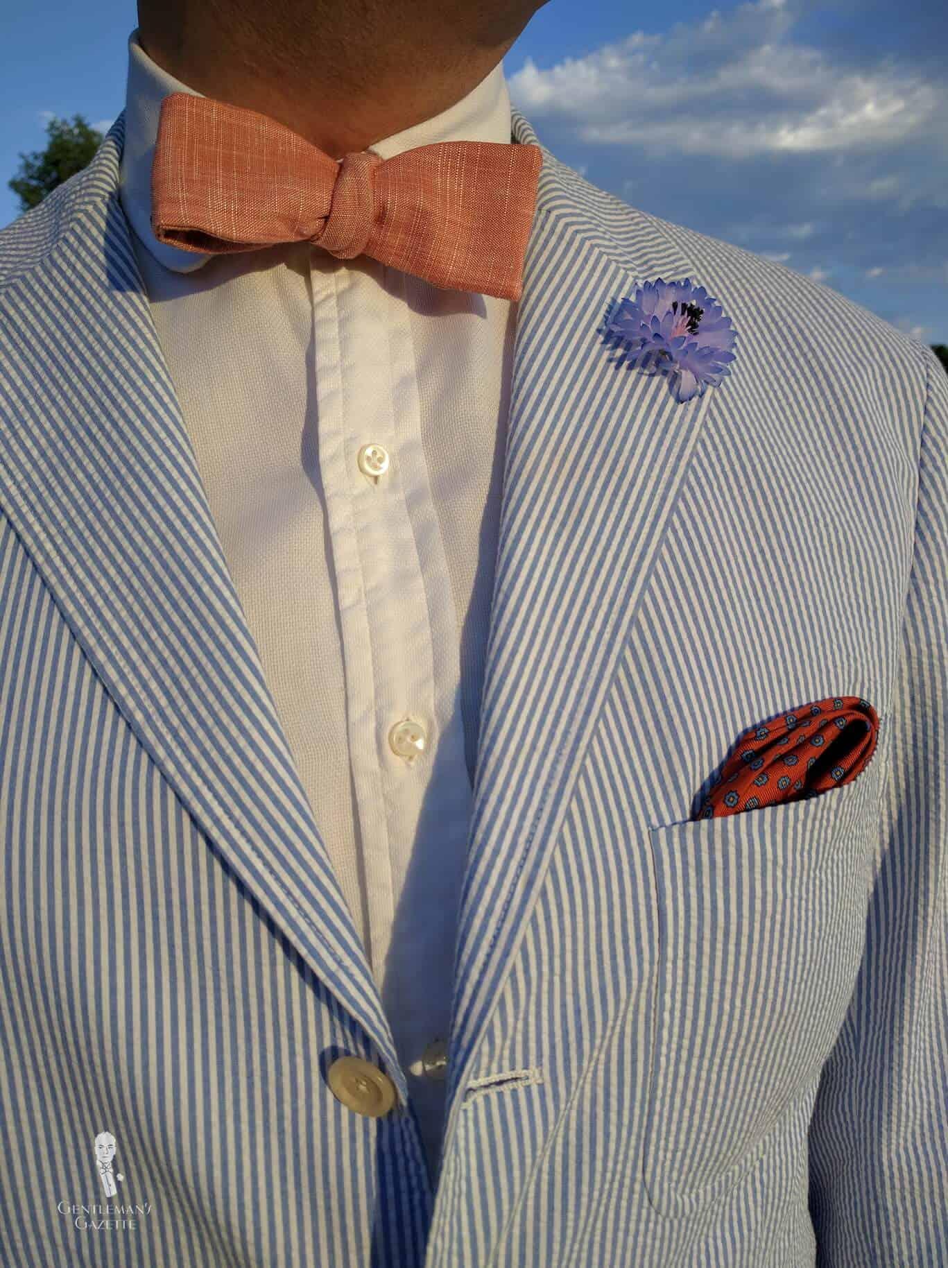 Seersucker Fabric, Jacket / Suits & Its Origins — Gentleman\'s Gazette