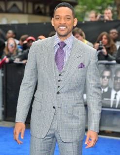 Will Smith with Patterns