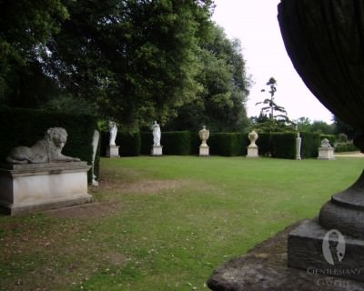 Sculpture Garden by William Kent - 1730's