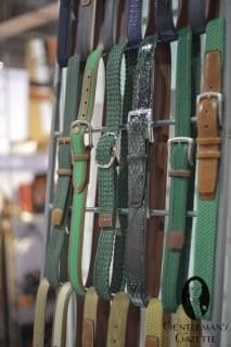 Green Summer Sports Belts