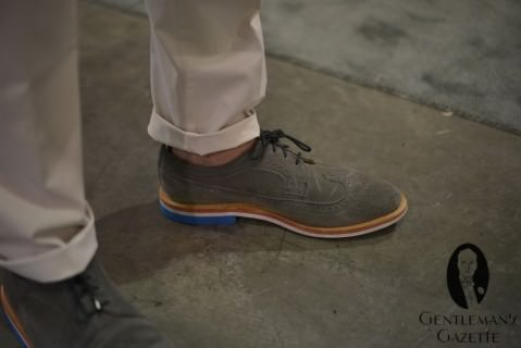 Suede Shoes by Thom Browne