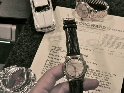 Borgward Timepieces
