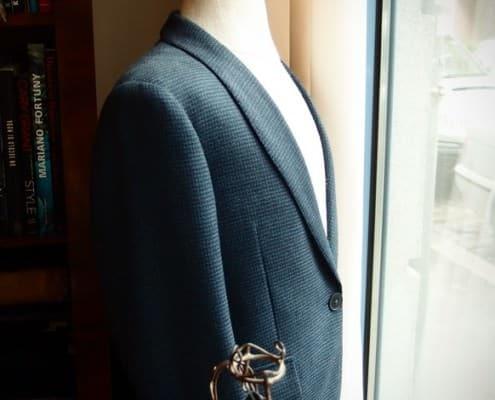 Boy's Bespoke Jacket