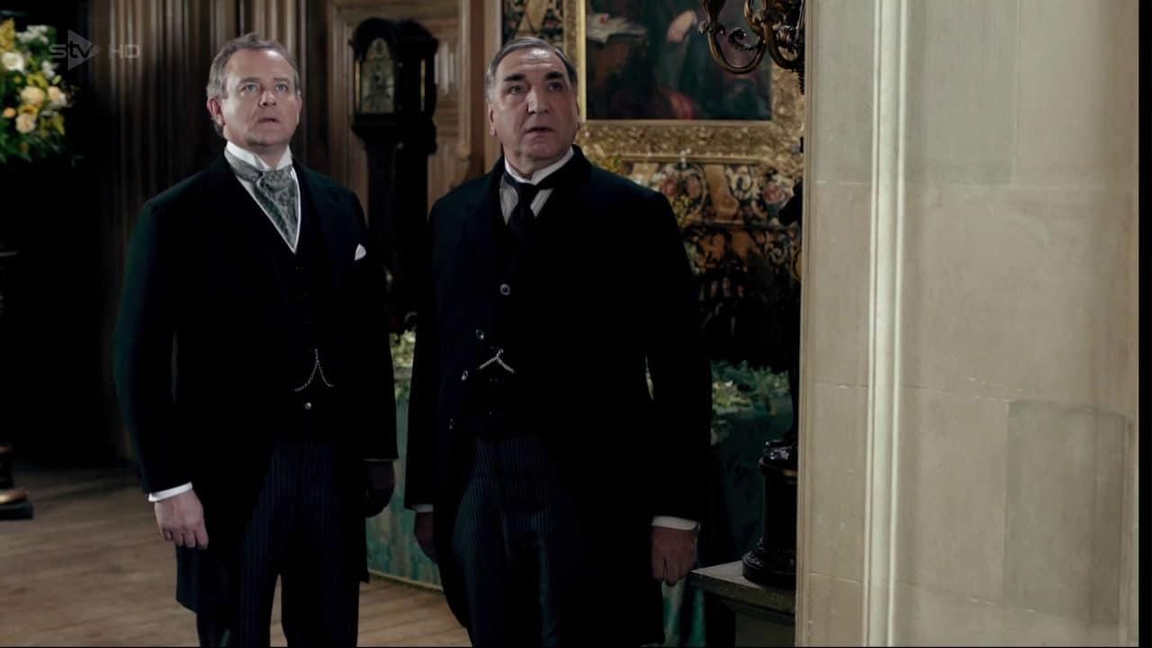 Downton Abbey Suits Amp Morning Dress Gentleman S Gazette
