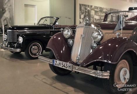 Opel Kapitän Horch Cabriolet