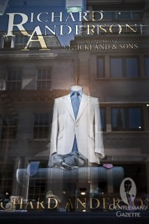 Richard Anderson - Savile Row