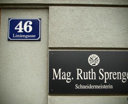 Ruth Sprenger Liniengasse 46, Vienna Austria