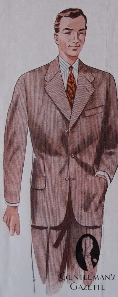 1950 s men s fashion gentleman s gazette