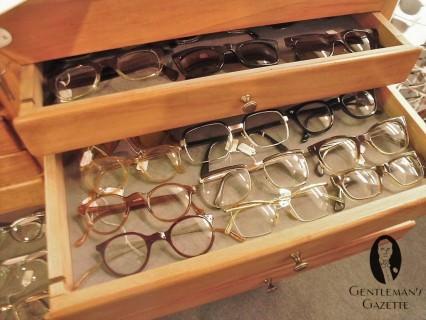 Vintage Glasses by Blickzurück - Anett Spinola