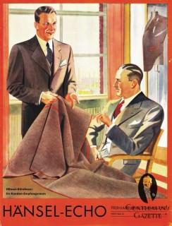 1933 HänselEcho Magazine Cover