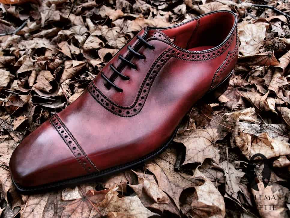 Alfred Sargent Shoes Price