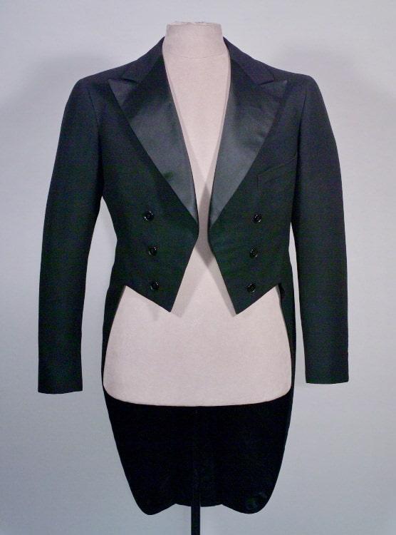 Elegant Tailcoat of Truman from 1934