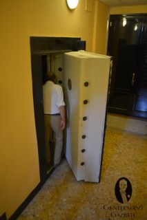Entering the Safe with Vintage Cloth