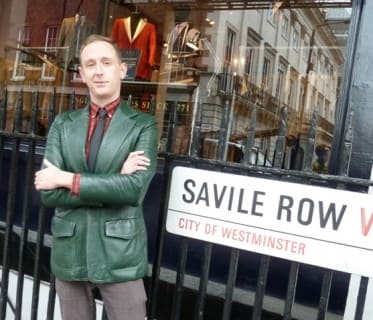 Mark O'Connell on Savile Row