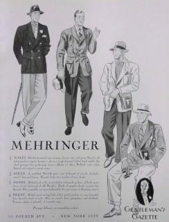 Mehringer Sportscoats
