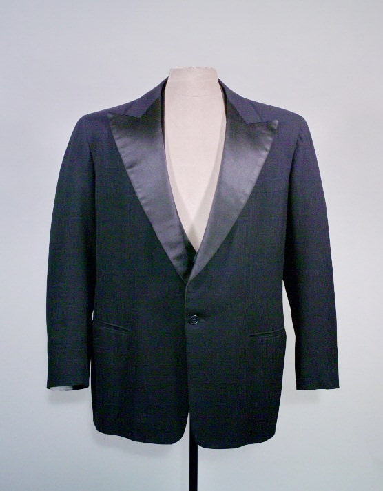 Midnight Blue Tuxedo by Stephen Brod, 1948
