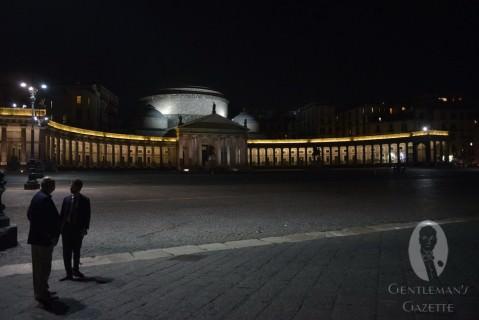 Napoli at Night