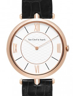 Pierre Arpels Watch in Pink Gold 42mm