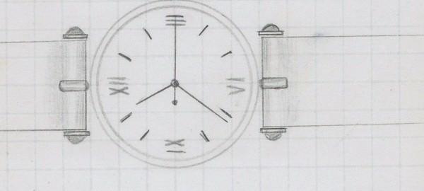 The Pierre Arpels Watch