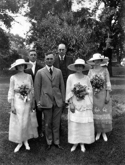 Truman Wedding Party