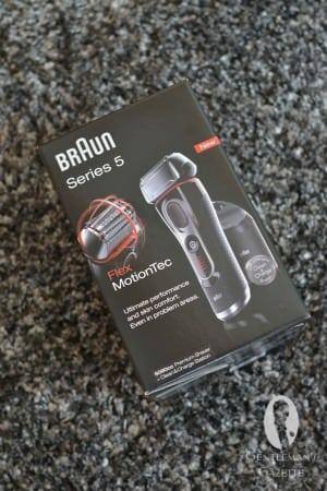Braun Serie 5 Box