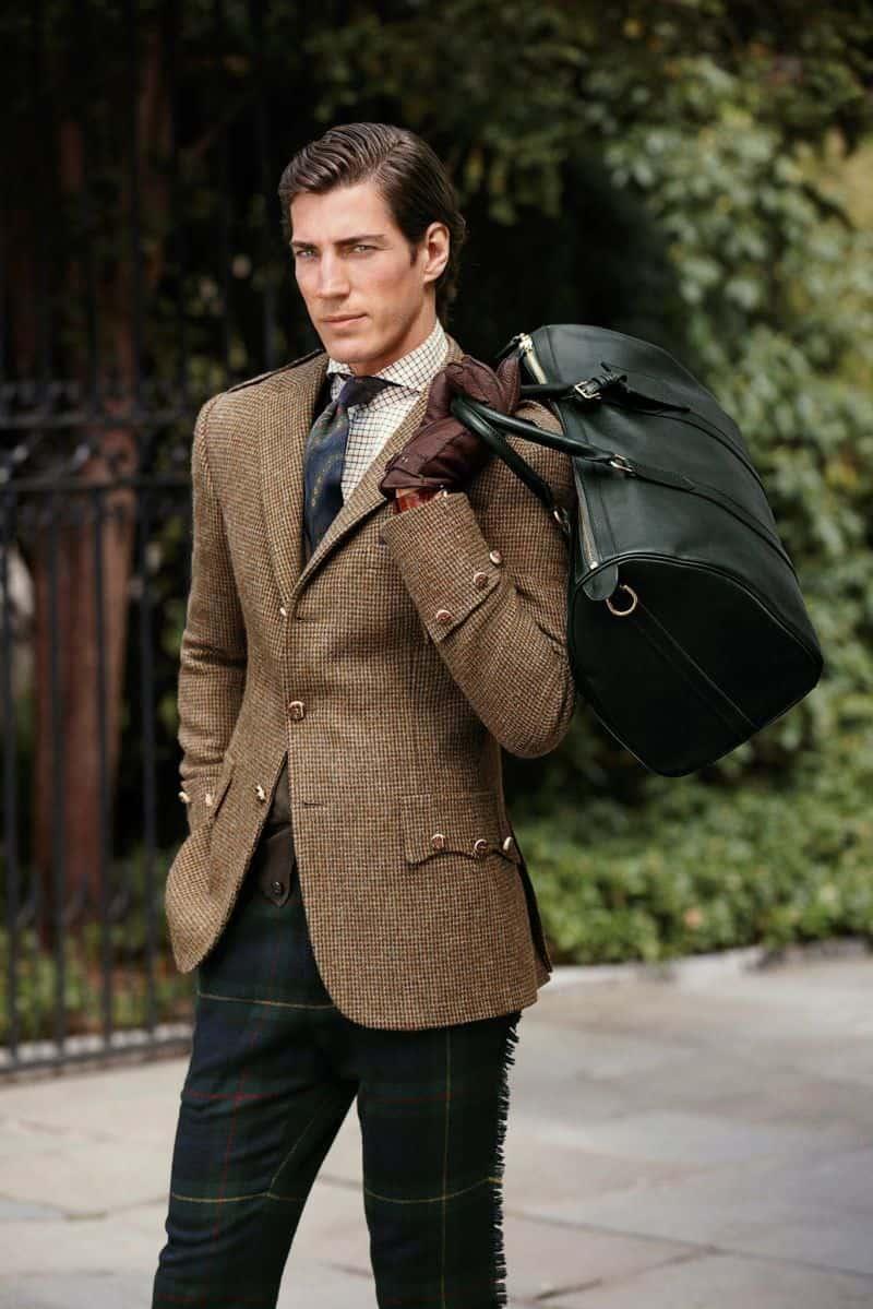 Ralph Lauren 2012 Fall Winter Collection — Gentleman's Gazette