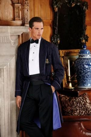 Ralph Lauren Tuxedo & Dressing Gown