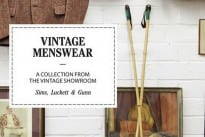 Vintage Menswear Book Review