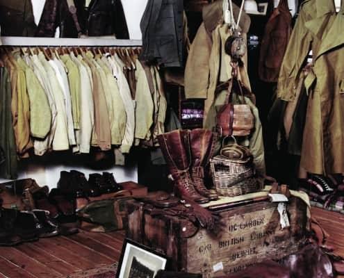Vintage Showroom in London